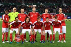 Austria Football Team