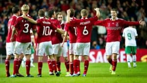 Denmark Football Team ( 2 )