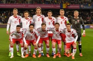 Denmark Football Team