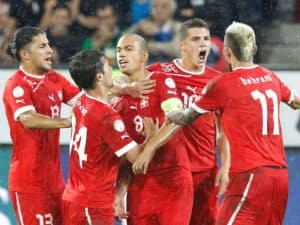 Swiss Football Team